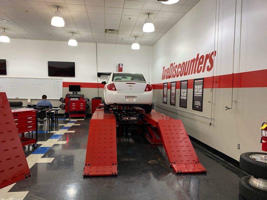 Tire Discounters LTI