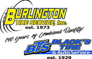 Black's Tire and Burlington Tire