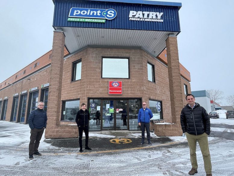 Point S Canada acquisition