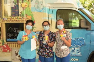 TBC Tire Kingdom Kona Ice hospital