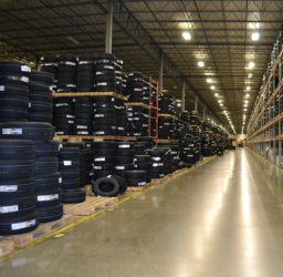 warehouse tires