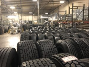 Ziegler Tire retread