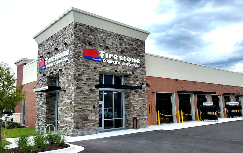 Bridgestone Firestone new stores