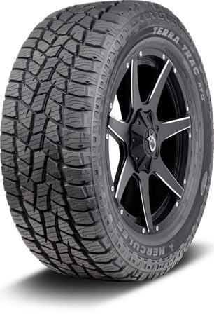 2 Terra Trac Tires Get a Refresh From Hercules