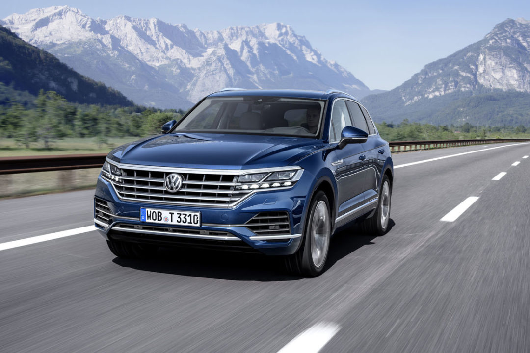 2 Vredestein Tires Are OE on the New Volkswagen Touareg