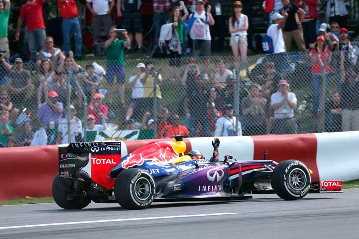 2013 Canadian Grand Prix: Pirelli Report