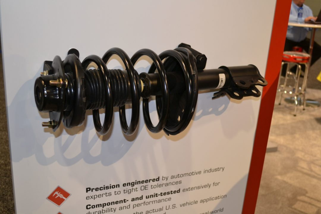 2014 APPEX, Day One: Gabriel expands shocks coverage
