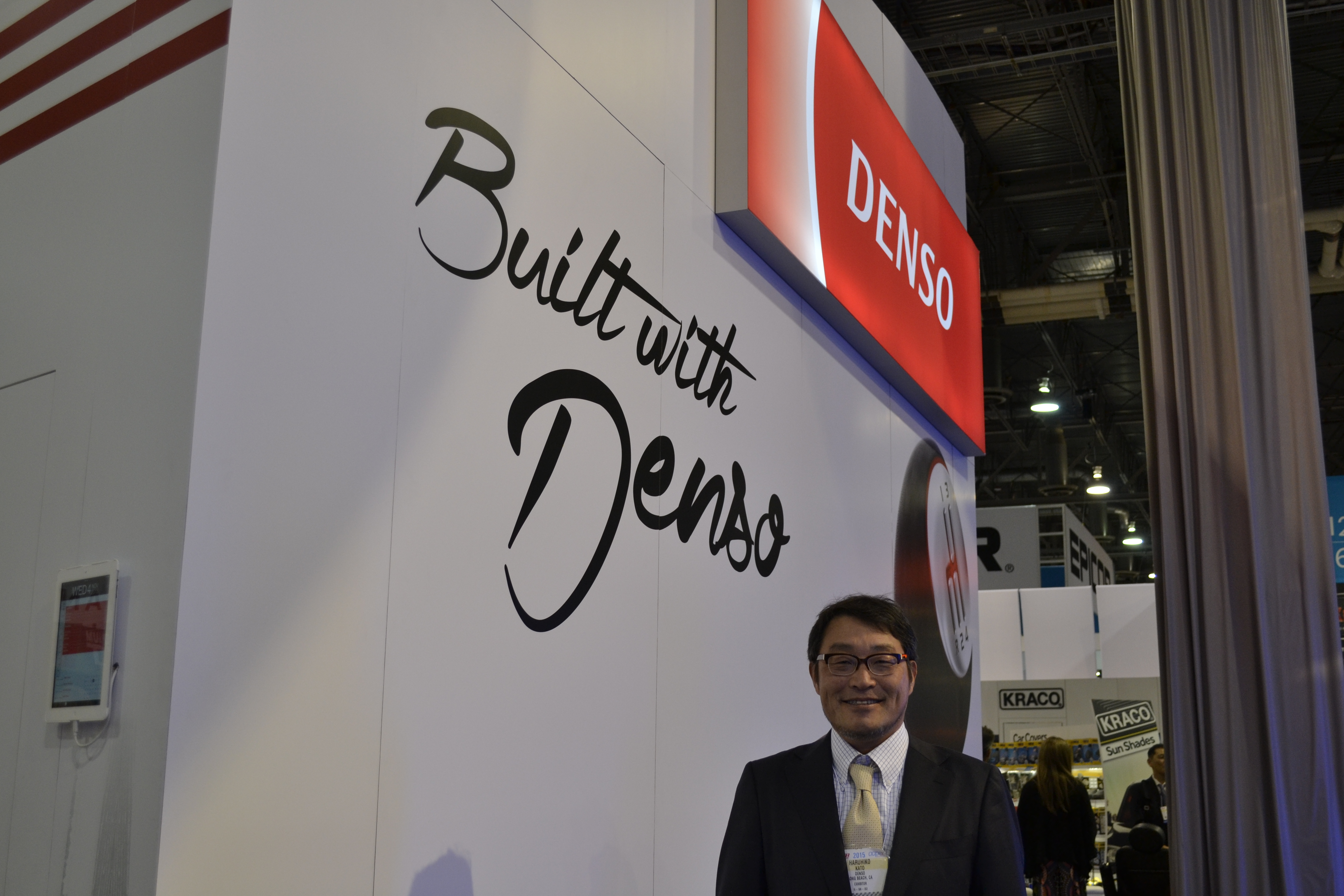 2015 AAPEX: Denso Expanding Thermal Market Coverage with 500 New Part Numbers