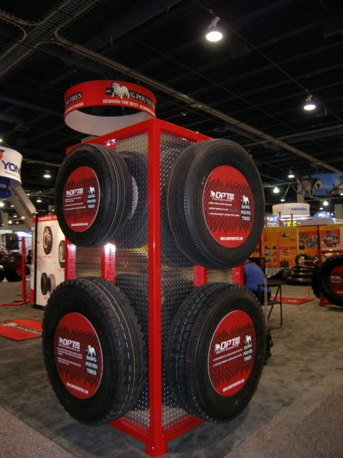 2015 Global Tire Expo, Day 4: East Bay Tire Has New Truck and OTR Lines