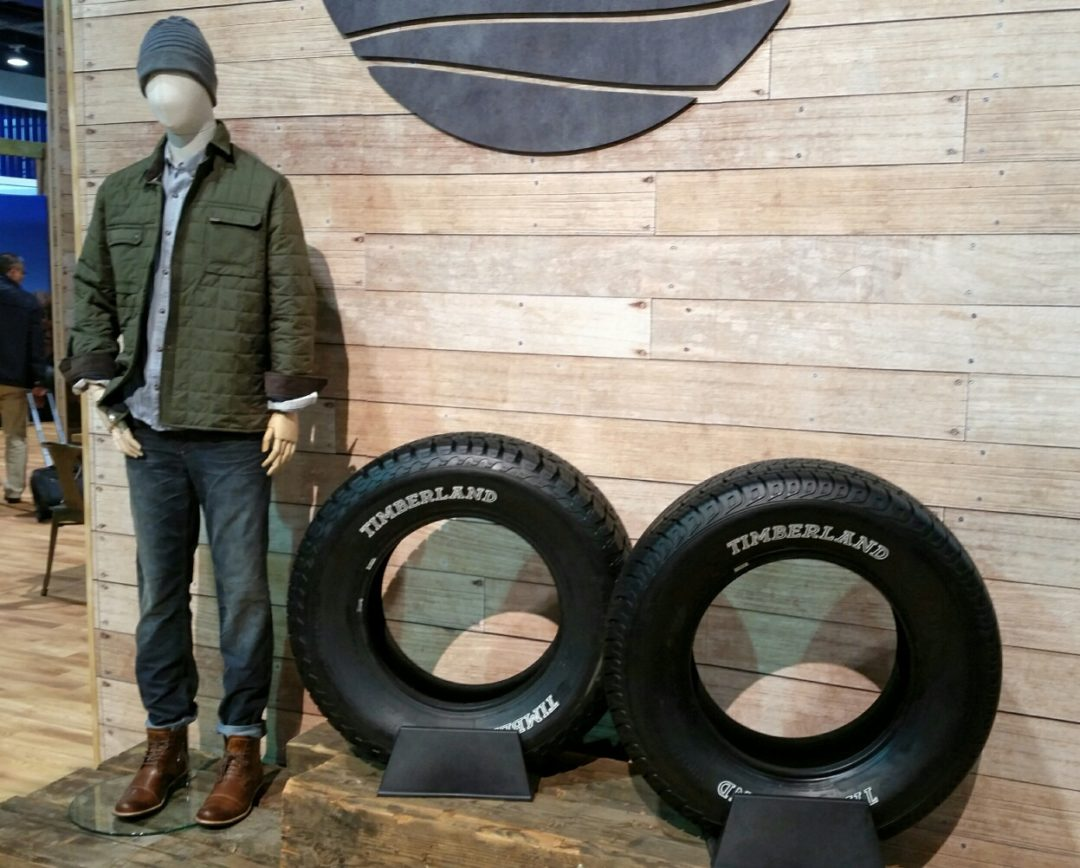 2015 Global Tire Expo: New Tires from Omni United