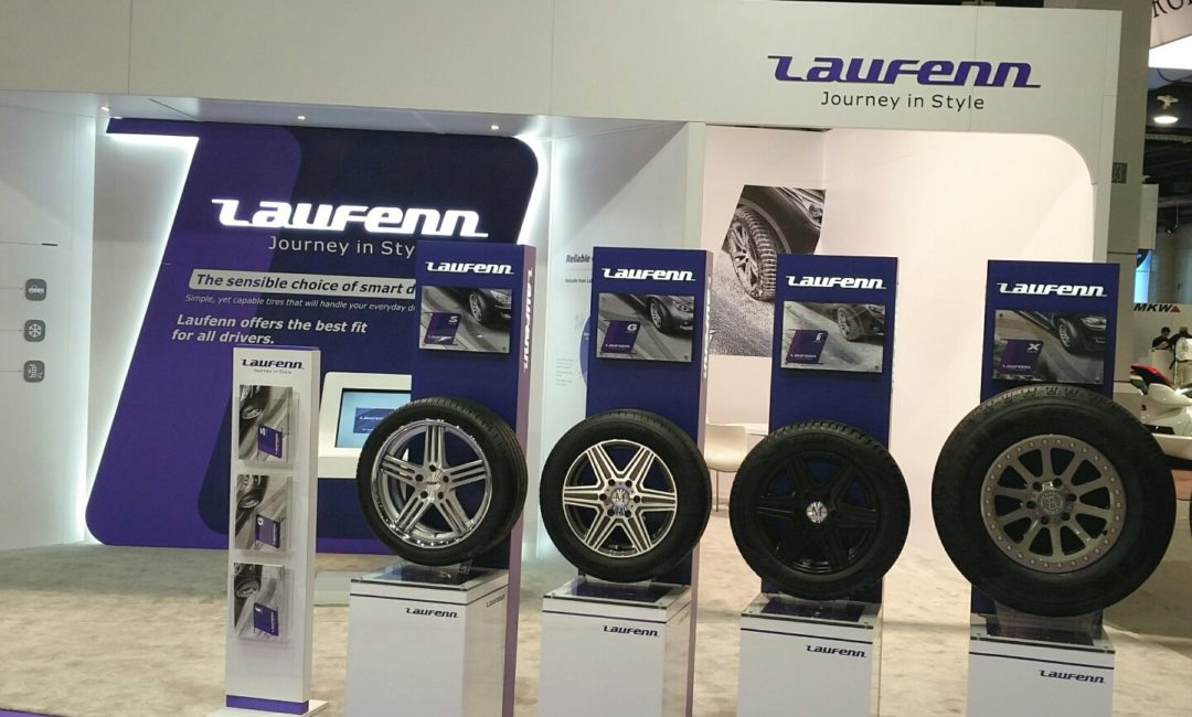 2015 SEMA Show, Day 2: 5 Laufenn Lines are Literally Fit