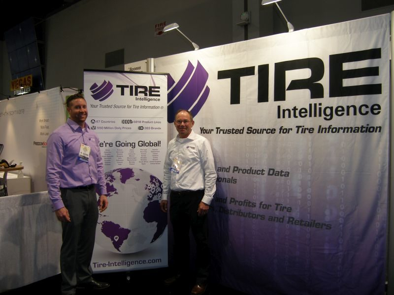 2015 SEMA Show, Day 2: Tire Intelligence Expands Price Tracking Coverage