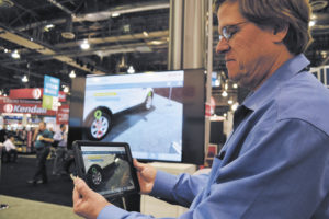 2016 AAPEX: A Look at the Brave New World of a Shop's Service Bay
