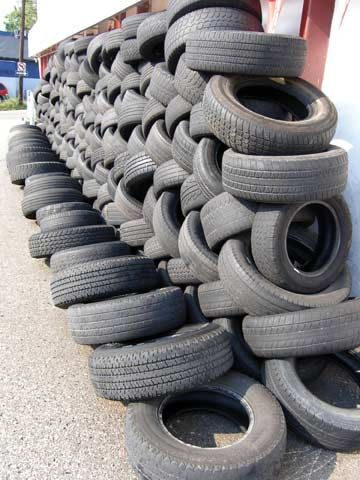 30 people weigh in on proposed used tire ban
