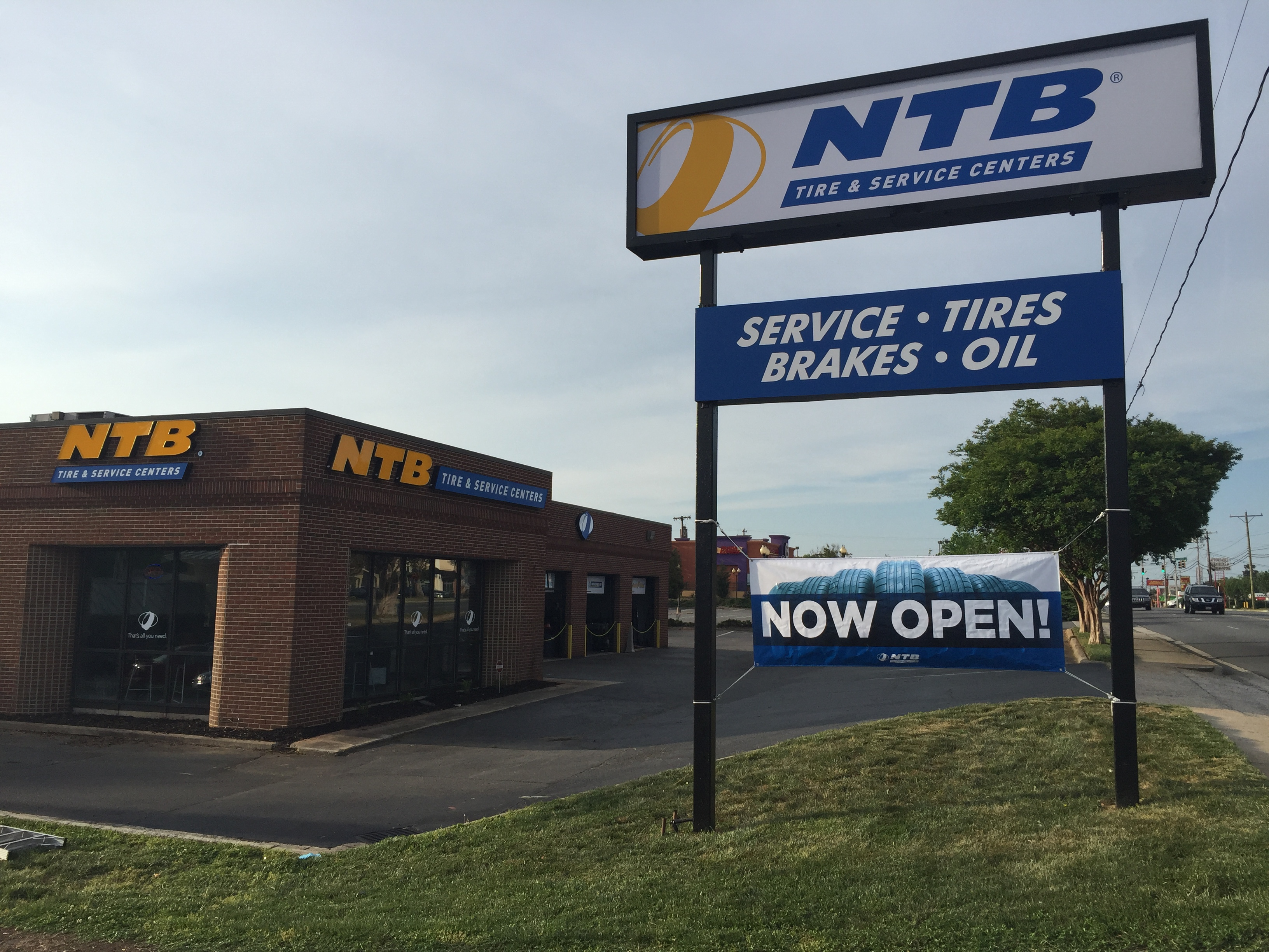 50 NTB Locations in North Carolina, and Counting