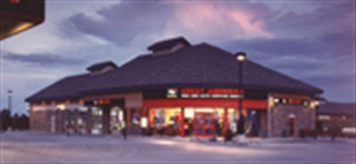 50 stores by 2005?: Great American Tire thinks its one-stop service concept will catch on
