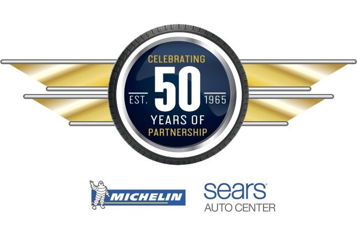 50 years together: Michelin and Sears