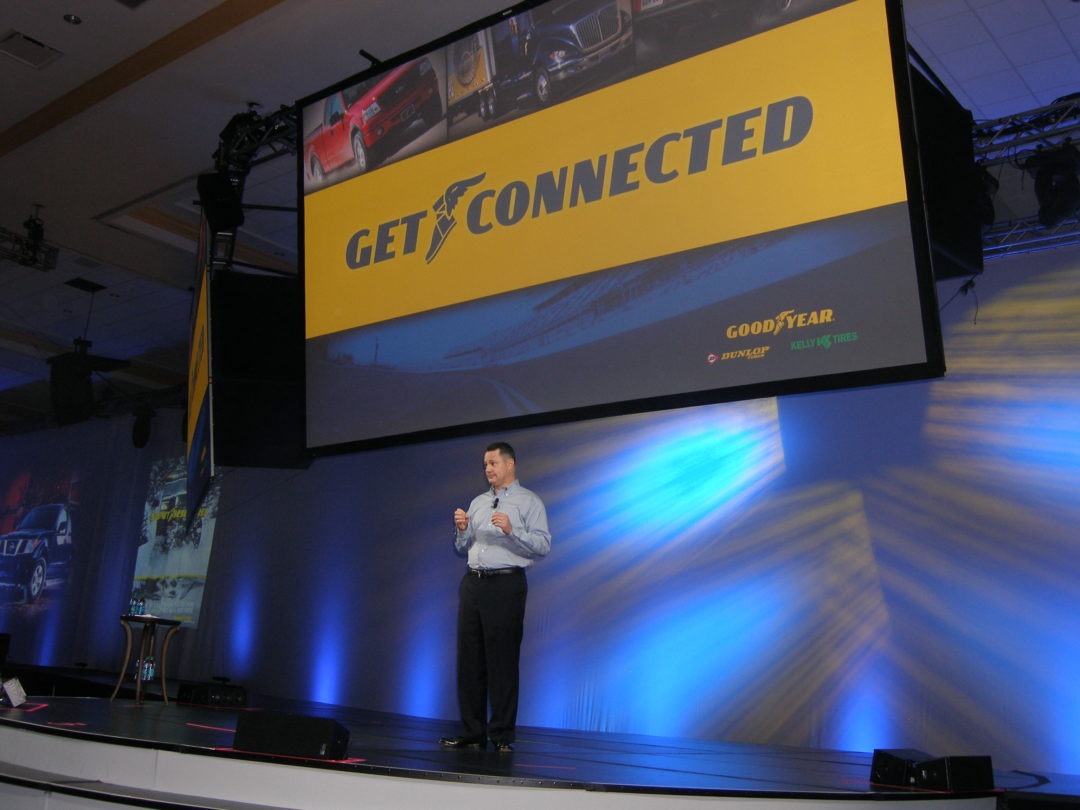 7 megatrends from Goodyear's Rich Kramer