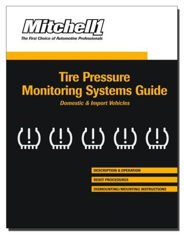 976 pages of TPMS procedures from Mitchell 1