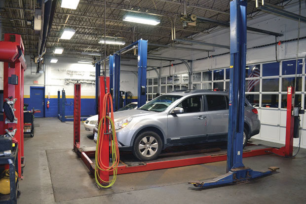 A 58-Point Checklist: Comprehensive Vehicle Inspections