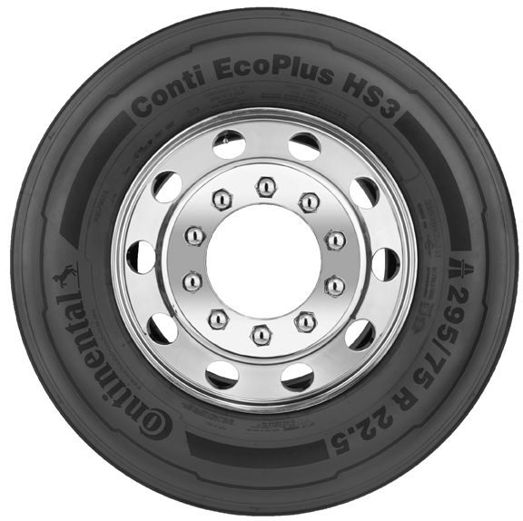 A hybrid highlights 5 new Conti truck tires