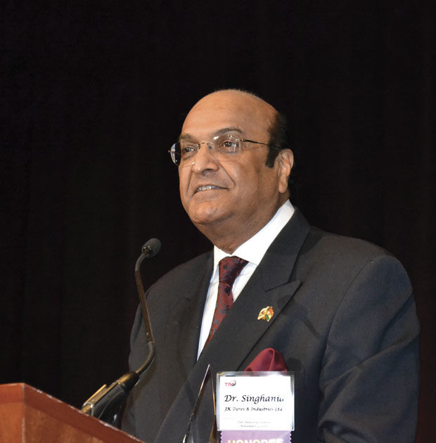 A look at India's JK Tyre -- Chairman stresses technology and social responsibility