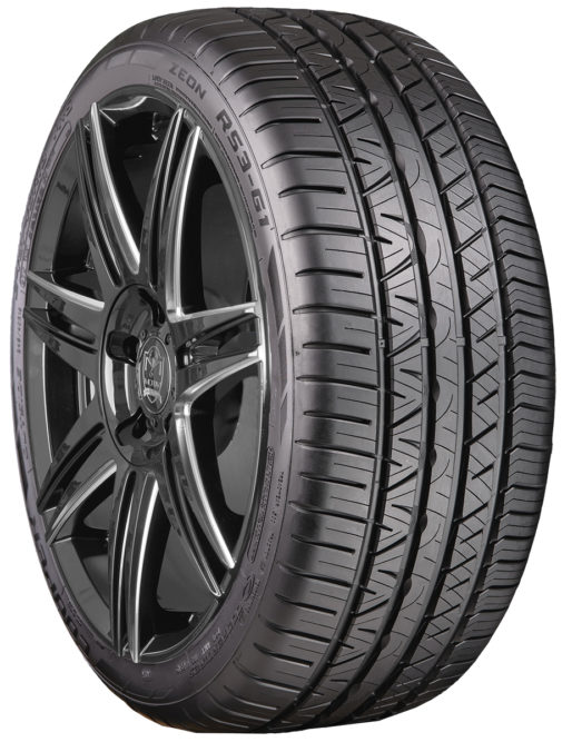 A New All-Season Tire From Cooper: the Zeon RS3-G1