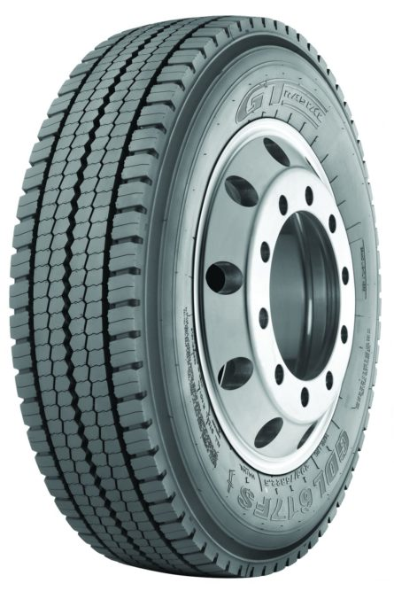 A New GT Radial Long Haul Drive Tire