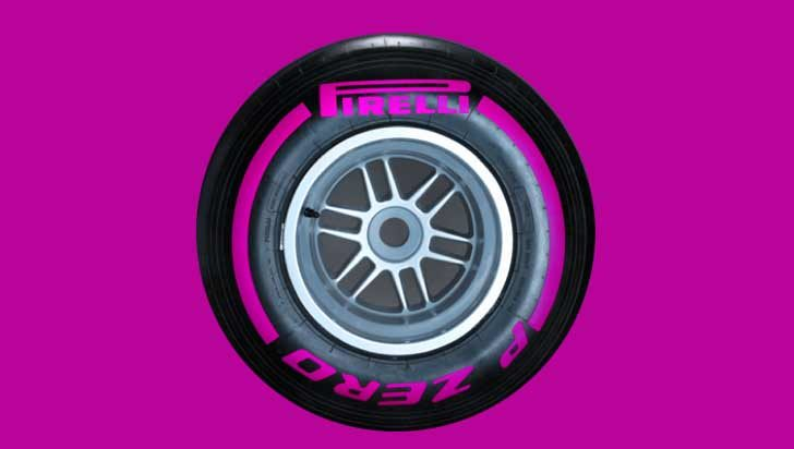 A Pirelli test will be held in Abu Dhabi to try out new tires for 2016