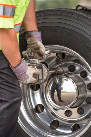 A record summer for Goodyear roadside service