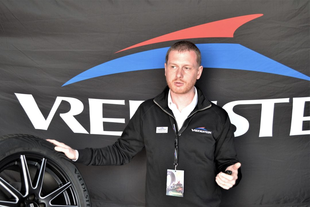 A Tire for All Seasons: All-weather + UHP = Vredestein Quatrac Pro