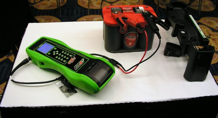 AAPEX 2010: A battery tester that predicts the future