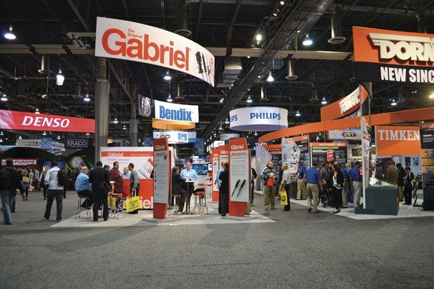 AAPEX 2014: The center of the automotive universe