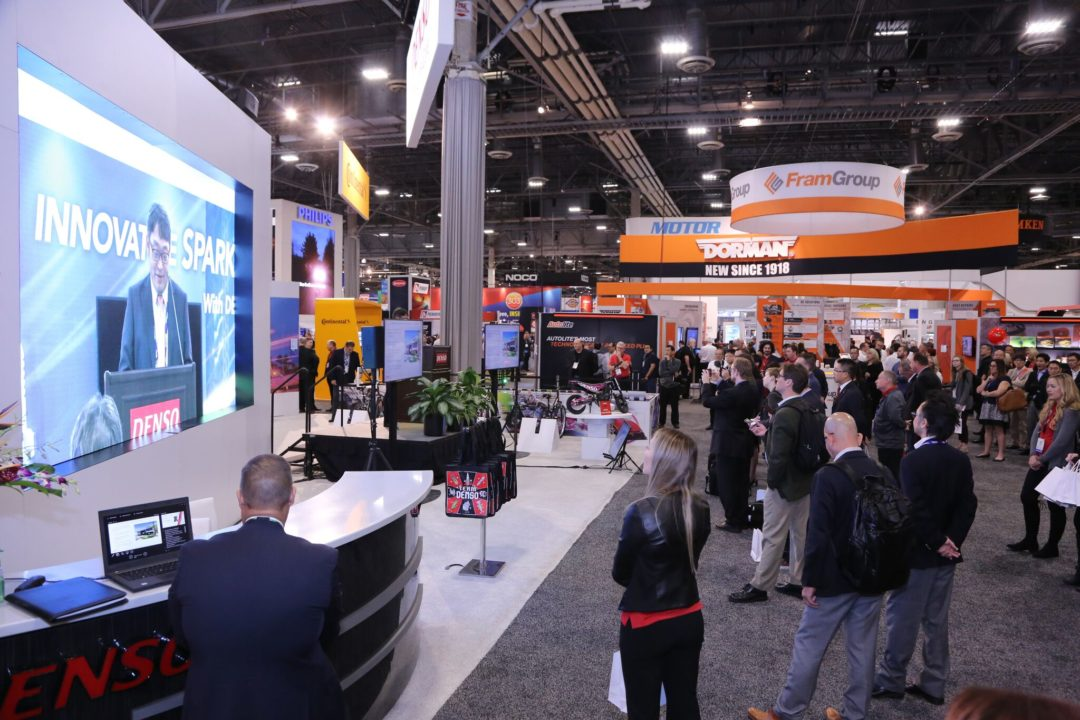 AAPEX 2019 to Present Current and Future Technology