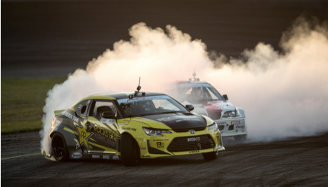 Aasbo Wins Formula Drift Orlando Event: Takes Points Lead