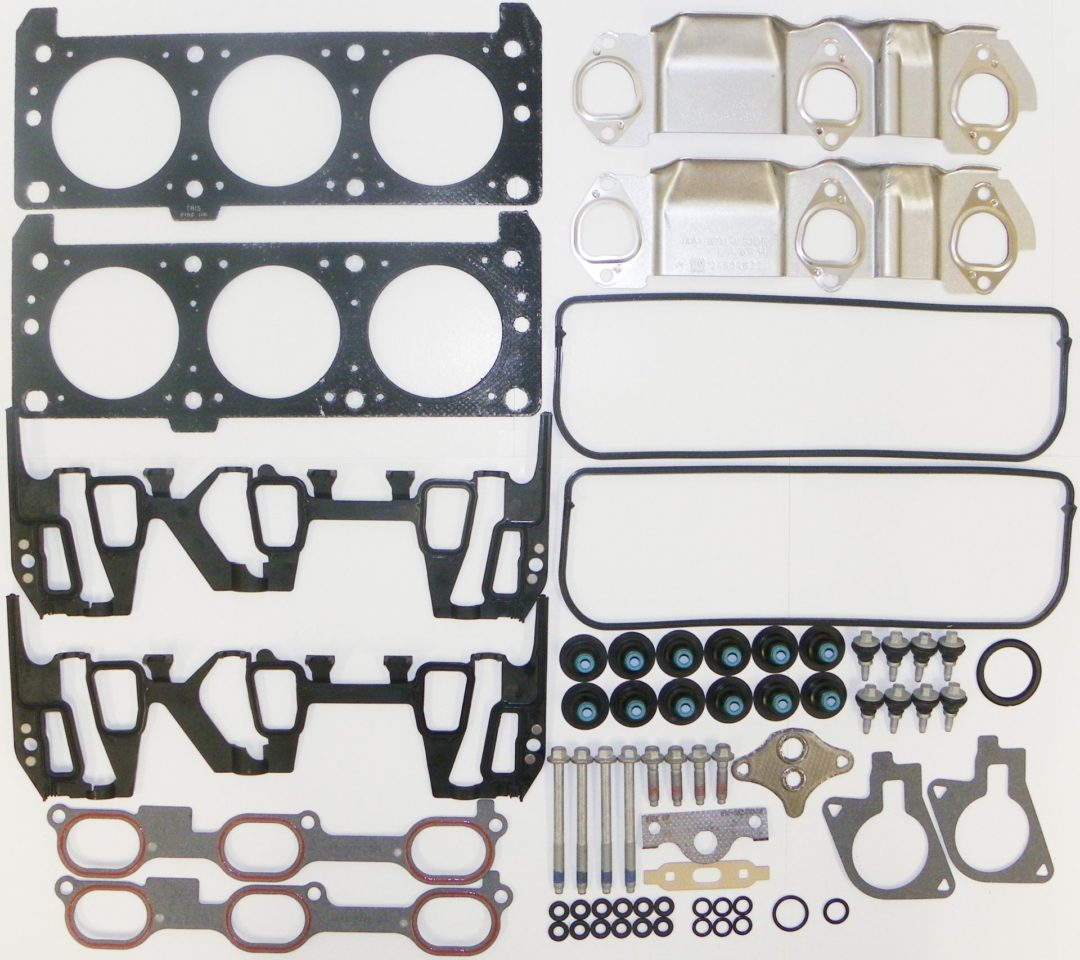 ACDelco Adds GM OE Gasket Kits