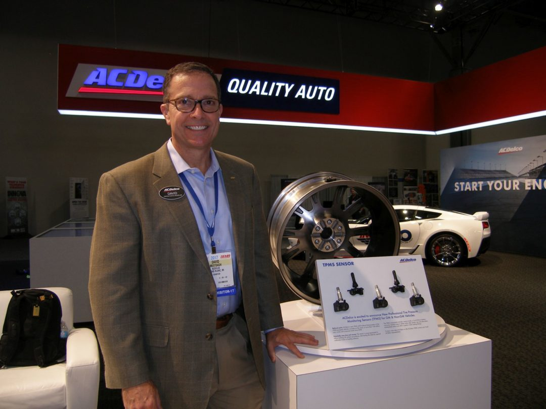 ACDelco Adds TPMS Sensors and Brake Calipers for All Makes and Models