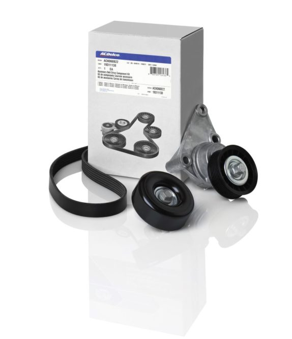 ACDelco introduces accessory belt kits