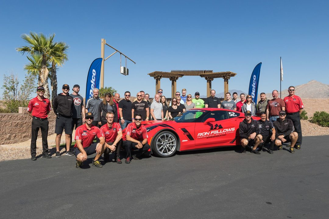 ACDelco Treats Outstanding Shops to a VIP Experience in Las Vegas