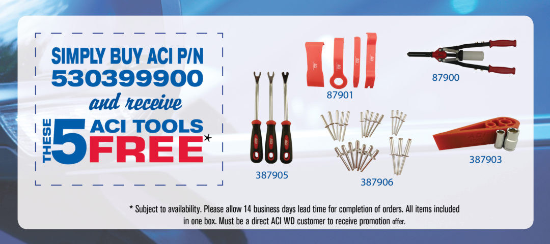 ACI launches power window promotion