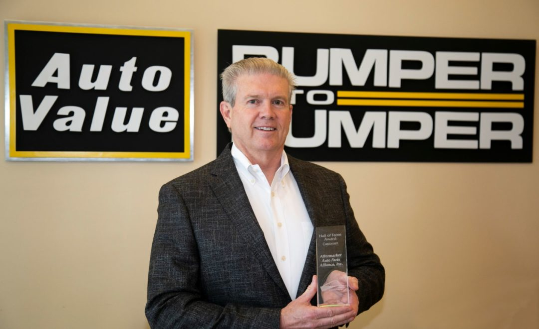Aftermarket Auto Parts Alliance Earns Hall of Fame Honors
