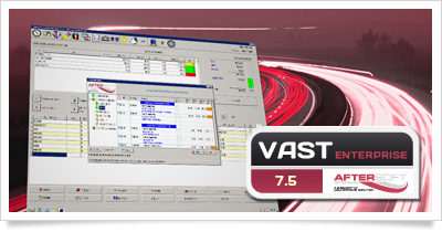 Aftersoft's VAST 7.5 version now available