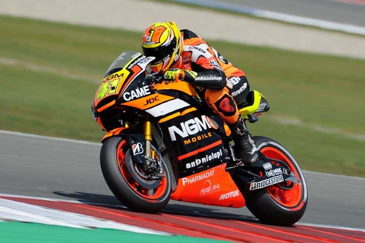 Aleix Espargaro sets new circuit lap record to top Assen practice