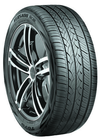 All-Season Toyo Versado Noir Delivers Comfort and Mileage