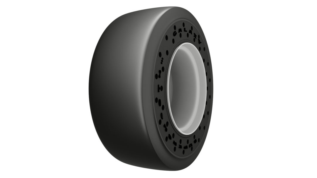 Alliance Adds 3 Solid Galaxy Tires