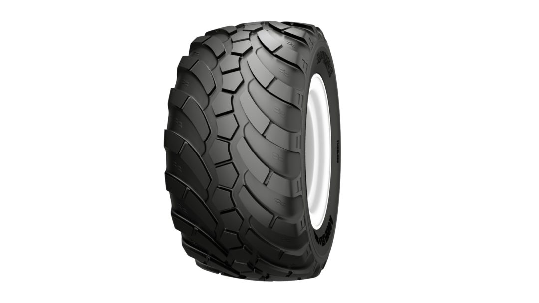 Alliance Agriflex+ 389 VF Flotation Tire Is Designed for Implements