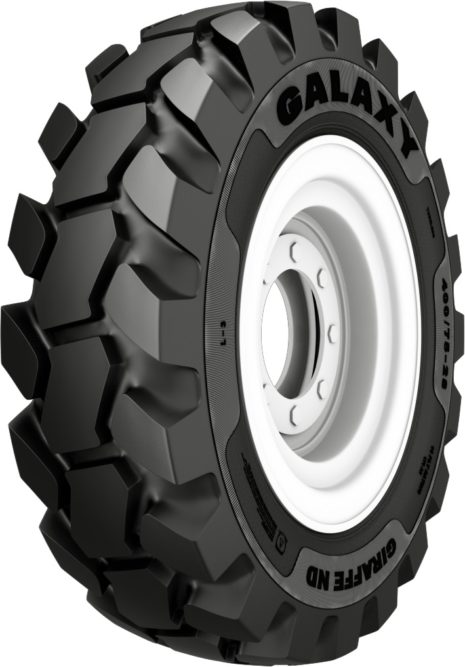Alliance Introduces Giraffe ND Telehandler Tire