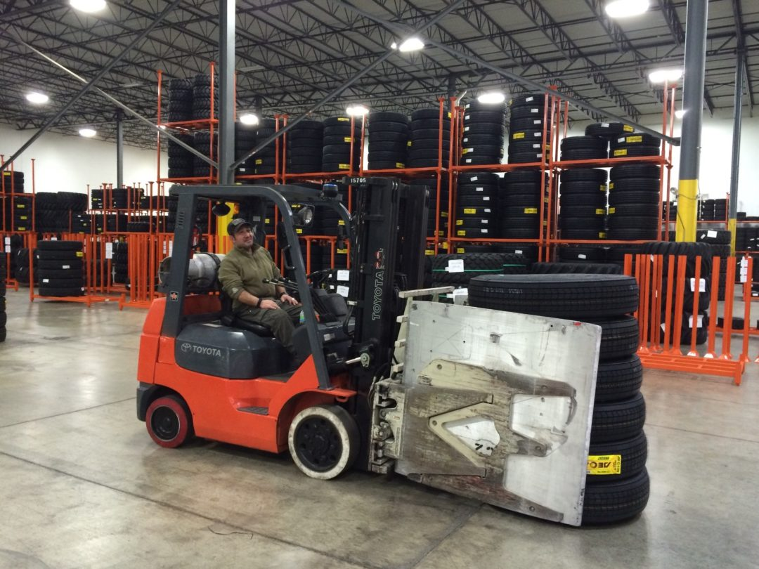 Alliance Opens a Chicago-Area Warehouse