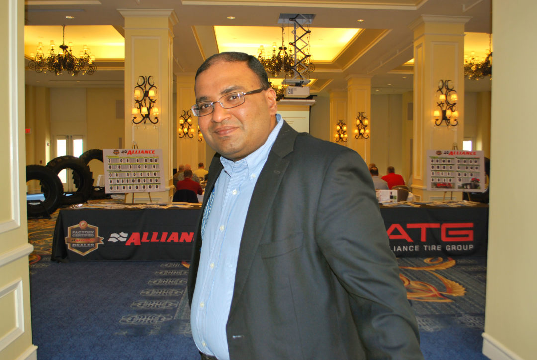 Alliance Tire CEO is a 'leader of tomorrow'