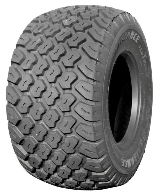 Alliance Tire goes with the FloTruck